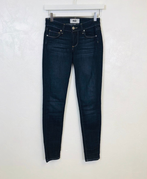 Pre Owned Designer, Paige Verdugo Ultra Skinny Jeans