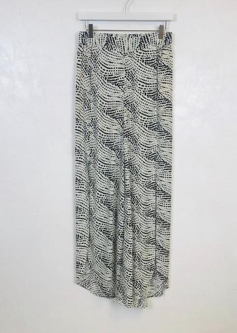 Vix Printed Beach Trousers, Pre Owned Designer