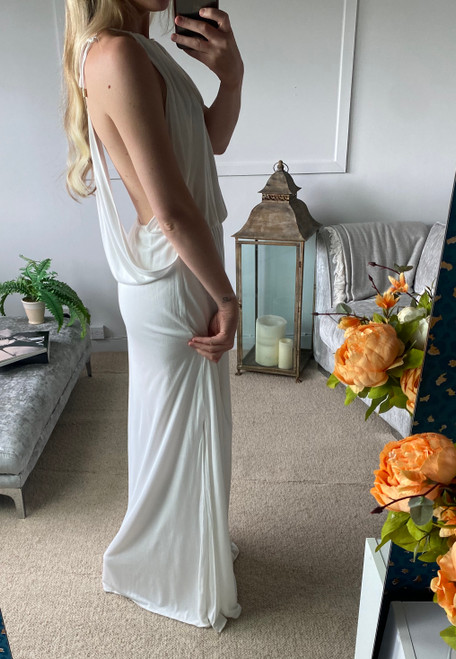 Melissa Odabash Jersey Maxi Beach Dress, Pre Owned Designer