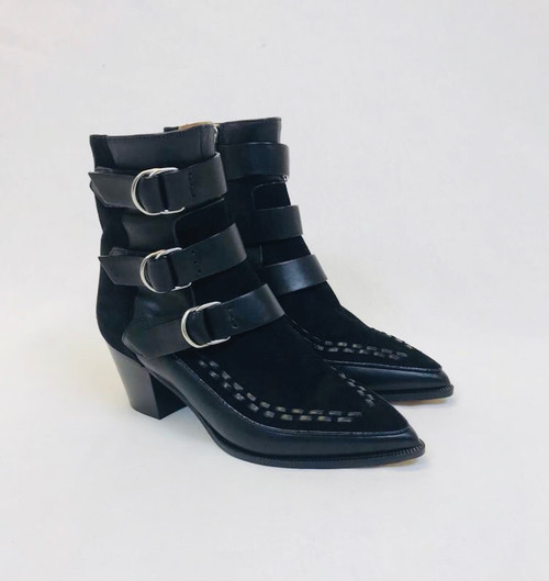 Isabel Marant Dickey Boots, Pre Owned Designer
