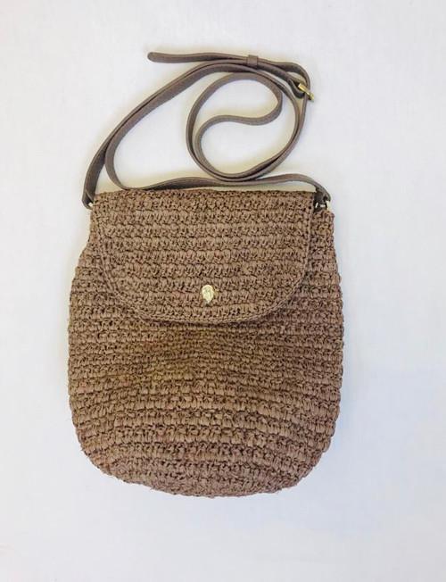 Helen Kaminski Australia Cross Body Bag, Pre Owned Designer
