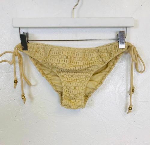 Manoush Tie Side Bikini, Pre Owned Designer