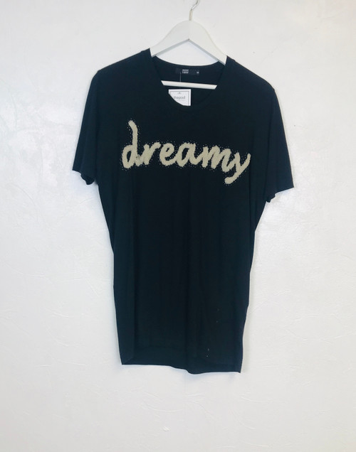 Markus Lupfer Dreamy T Shirt, Pre Owned Designer
