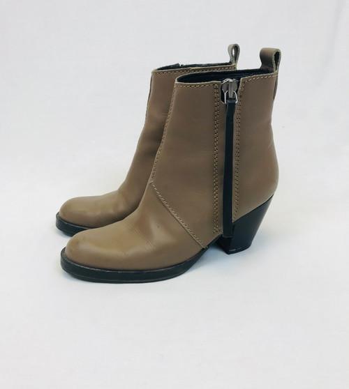Acne Studios Pistol Boots, Pre Owned Designer