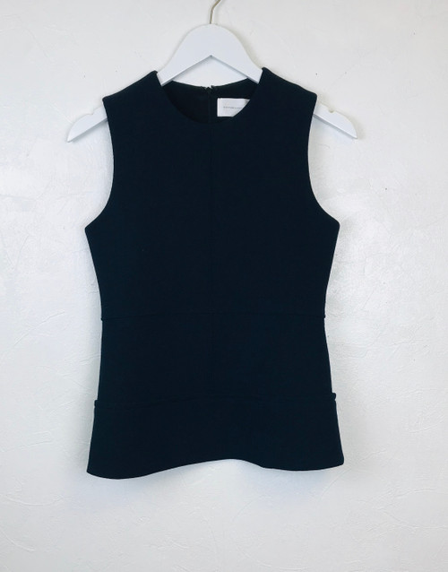 Victoria Beckham Wool Top, Pre Owned Designer