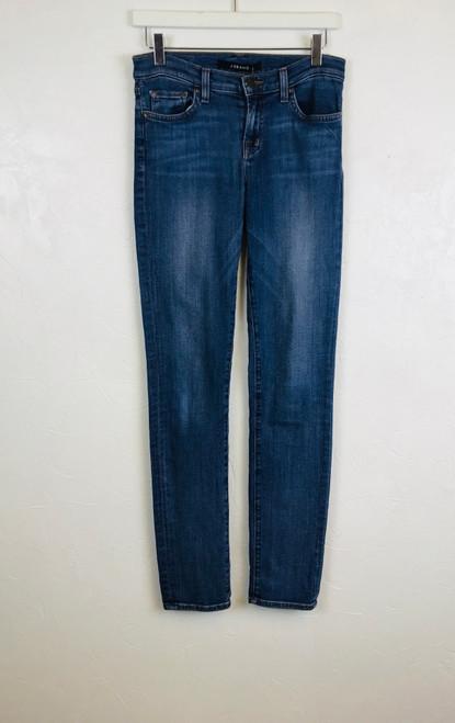 J Brand Bayside Jeans, Pre Owned Designer