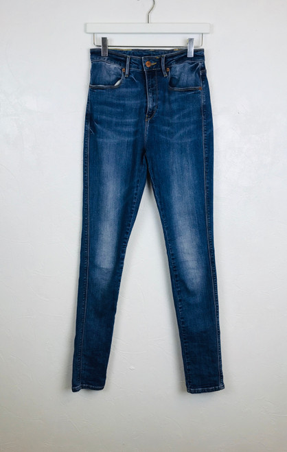 Sass & Bide High Rise Jeans, Pre Owned Designer