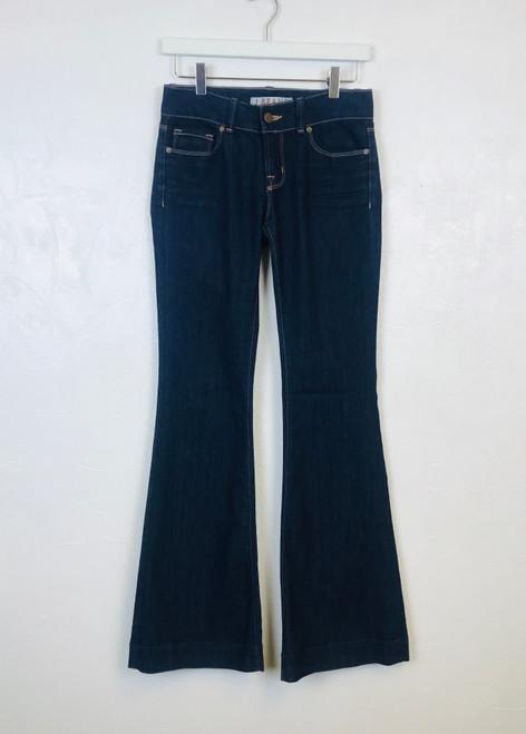 J Brand Bell Bottom Jeans, Pre Owned Designer