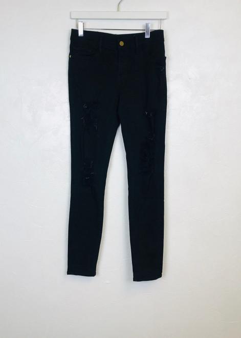 Frame Le Skinny Jeans, Pre Owned Designer