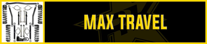 JK 3.5 Max Travel