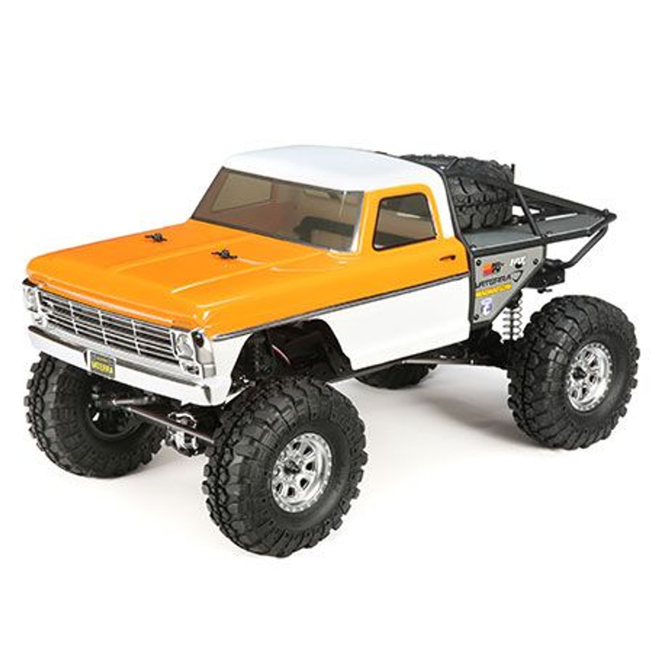 Vaterra 1968 Ford F-100 Ascender Rock Crawler 1:10 4wd