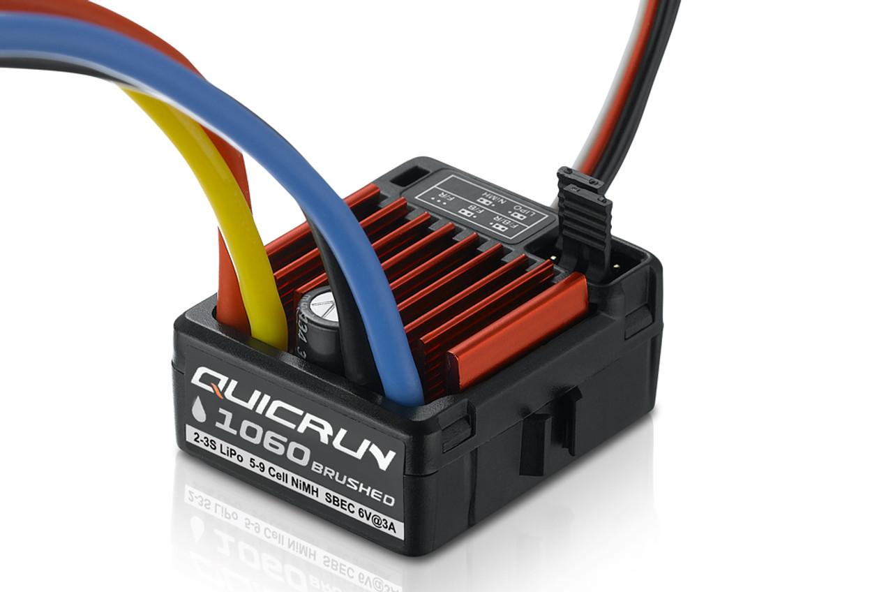 Hobbywing Quicrun 1060 Brushed ESC