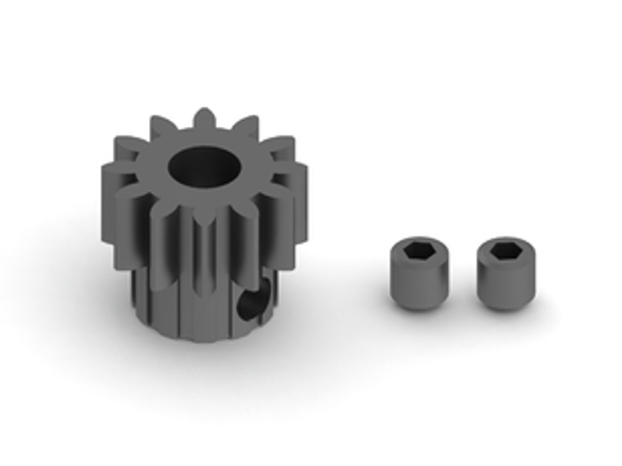 12T MOD1 PINION GEAR (1PC)