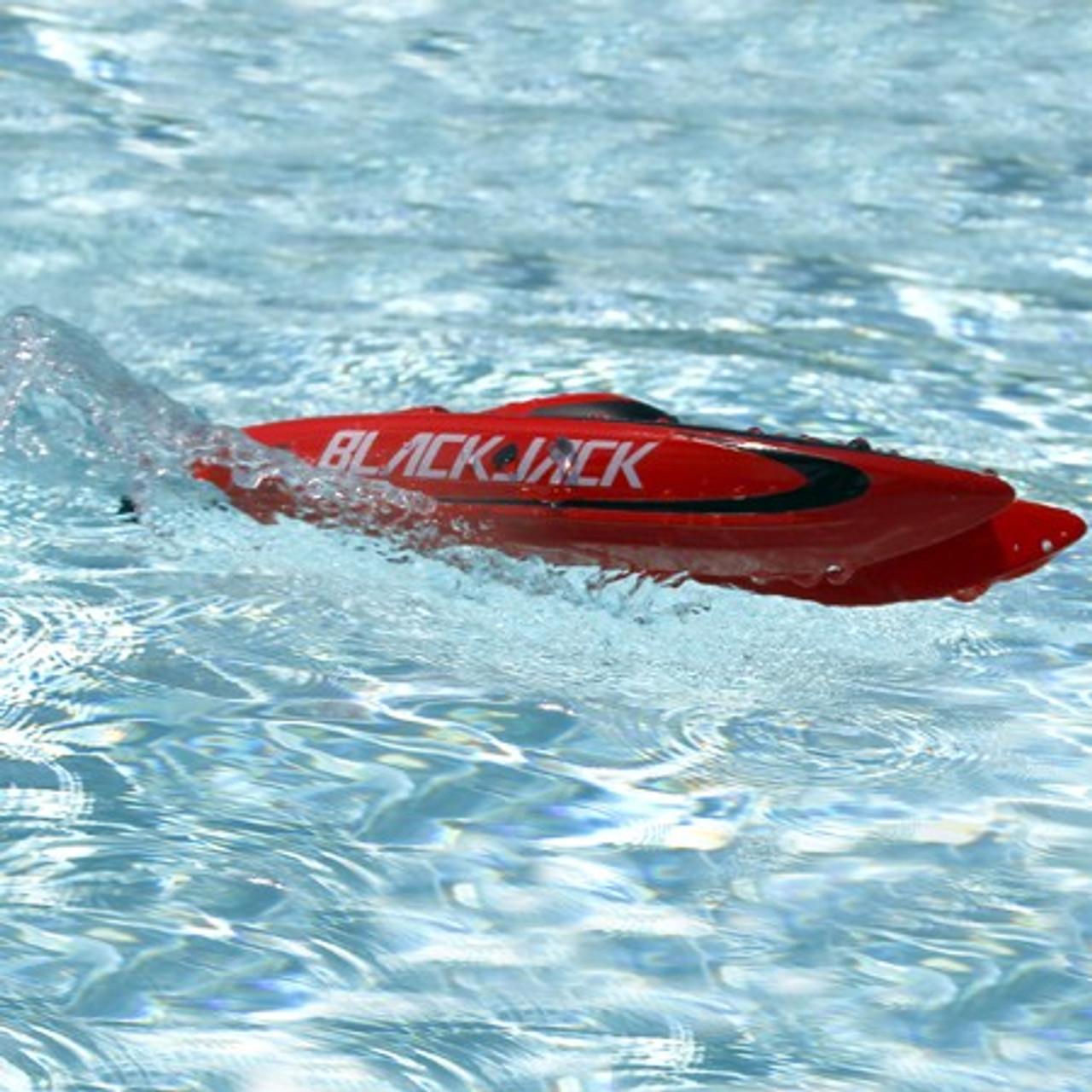 ProBoat Blackjack 9in Catamaran RC Boat, RTR