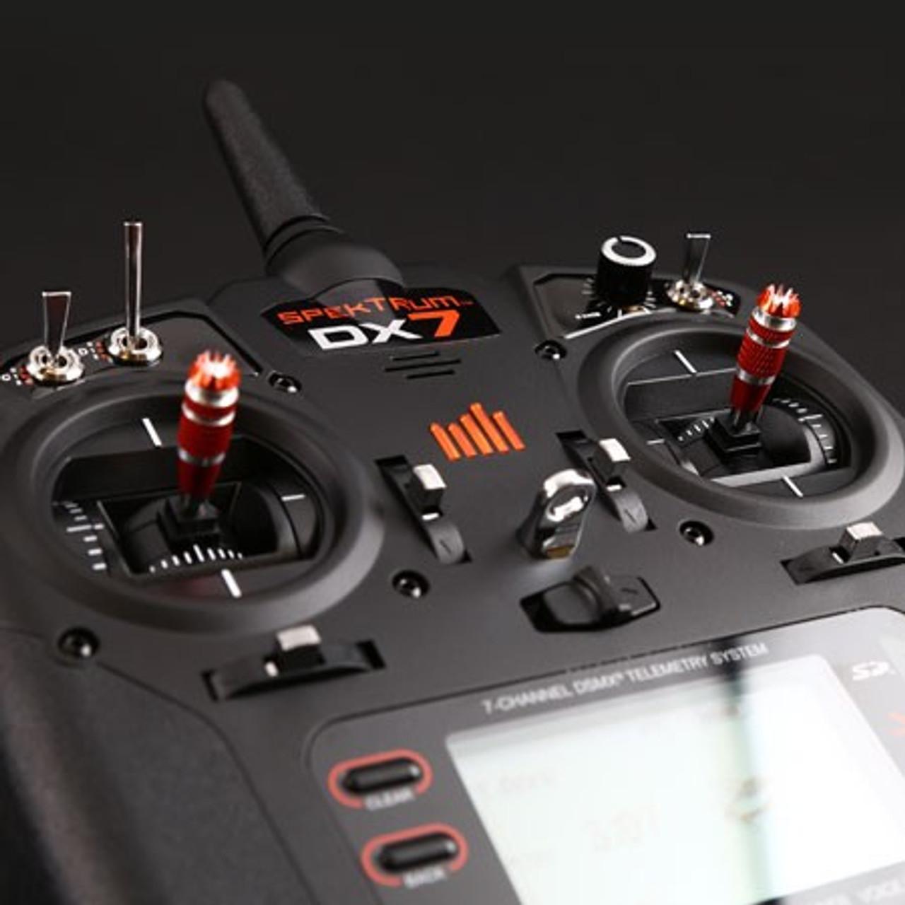Spektrum DX7 7 Channel Radio System w/ AR8000 RX MD2