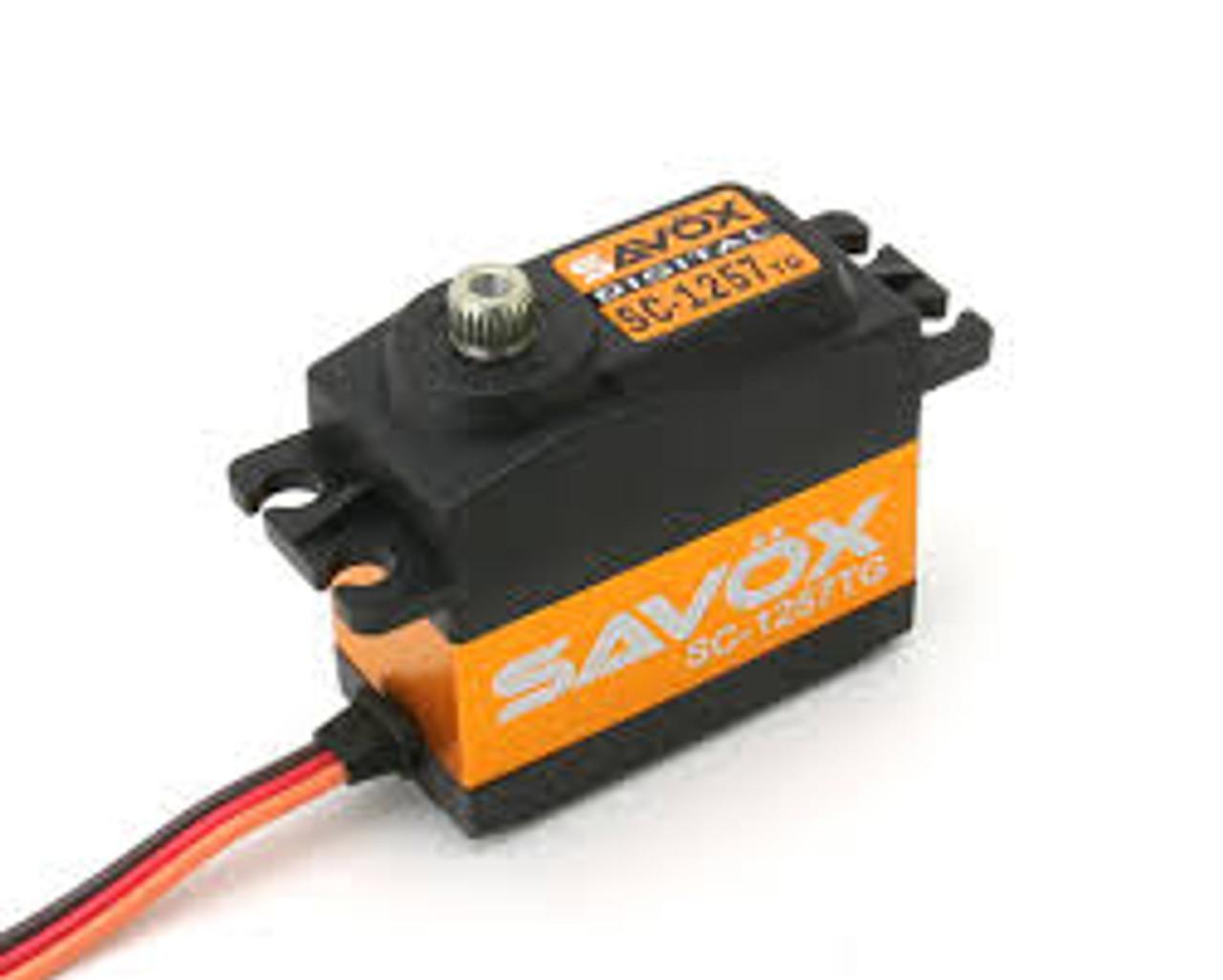 Savox High Speed Titanium Servo 10kg-cm