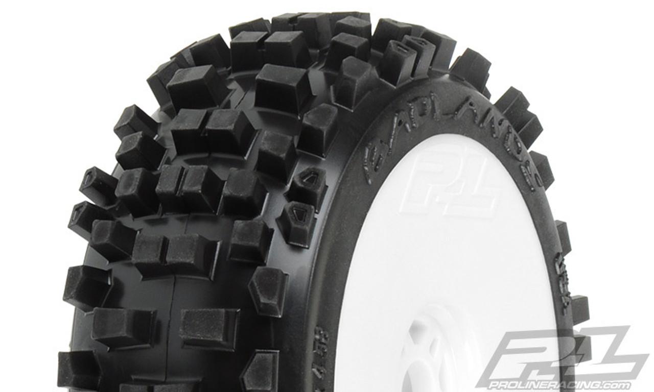 Badlands 1:8TH XTR Buggy Tyre 2PCS