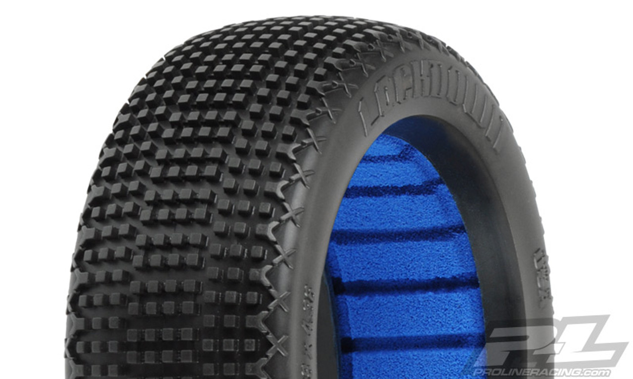 LockDown (Soft) Off-Road 1:8 Buggy Tyres 2PCS