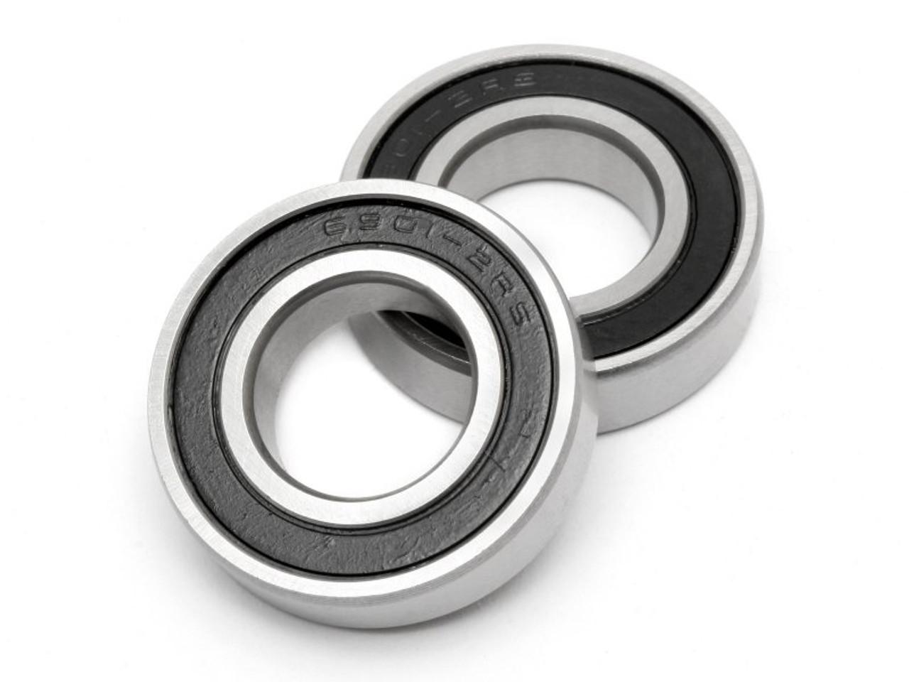 HPI B089 - Ball Bearing 12x24x6mm (2PCS)