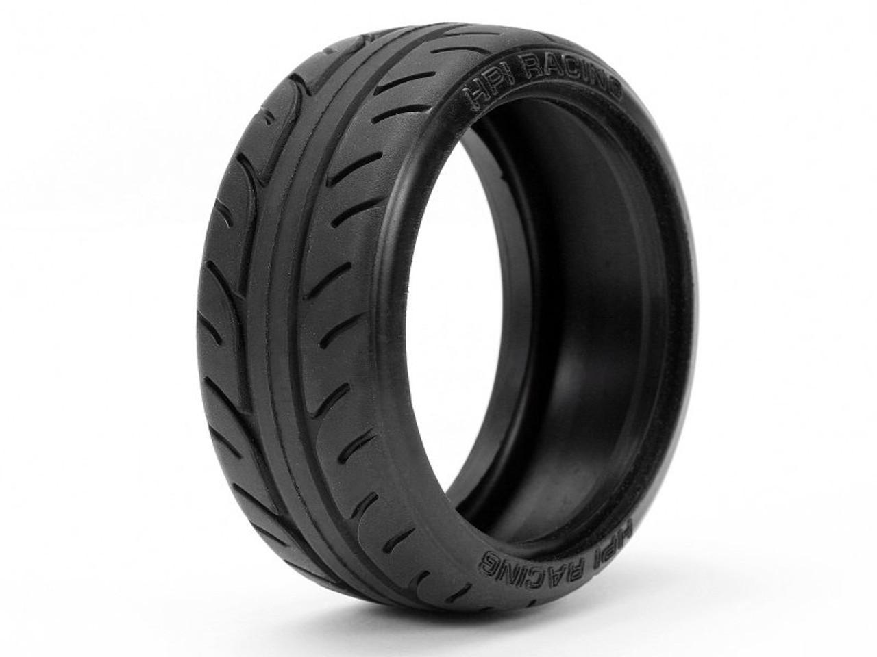 HPI 4402 - Super Drift tyre 26mm Radial  (Type A) 2PCS
