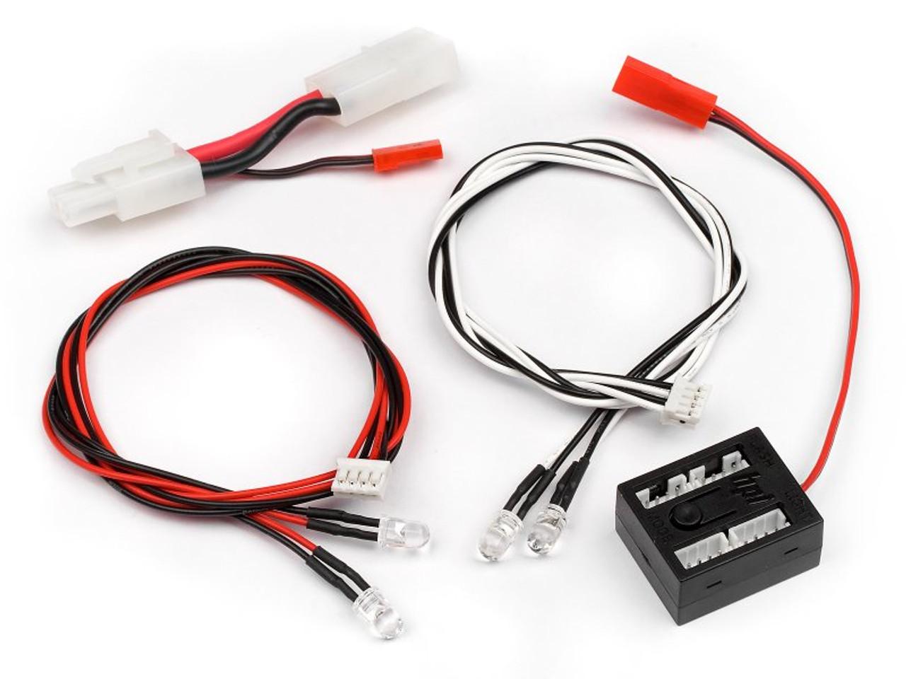 HPI 38762 LED Light Set White/Red
