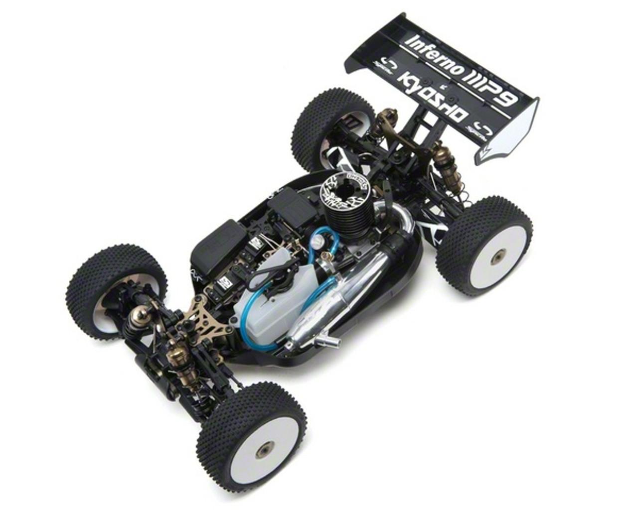 Kyosho 1/8 Inferno MP9 TKI 3 RTR Nitro Race Spec Buggy