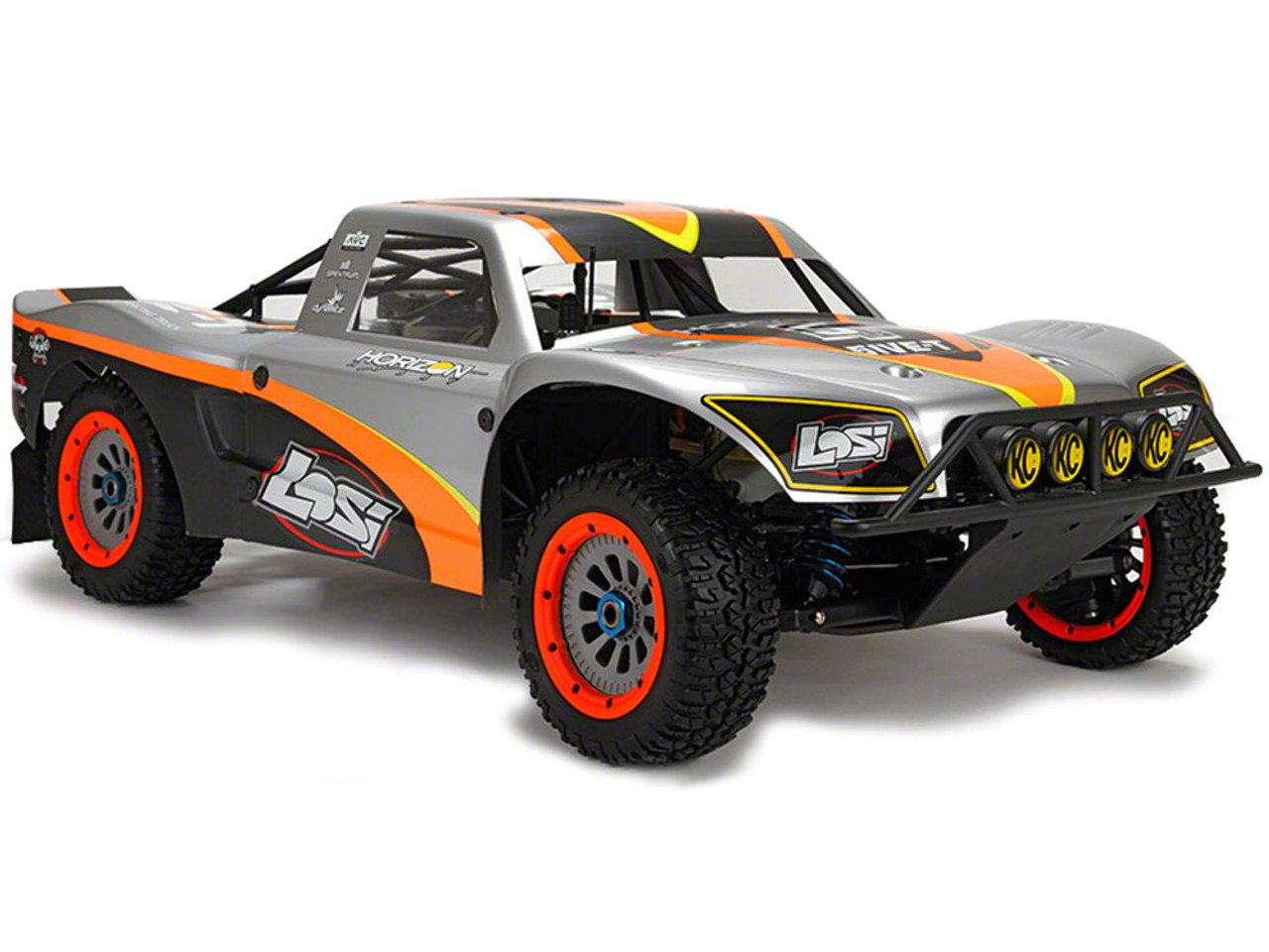 Losi 5IVE-T RC Truck, RTR w/ AVC