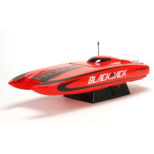 Pro Boat Blackjack 24 inch Brushless RTR Catamaran
