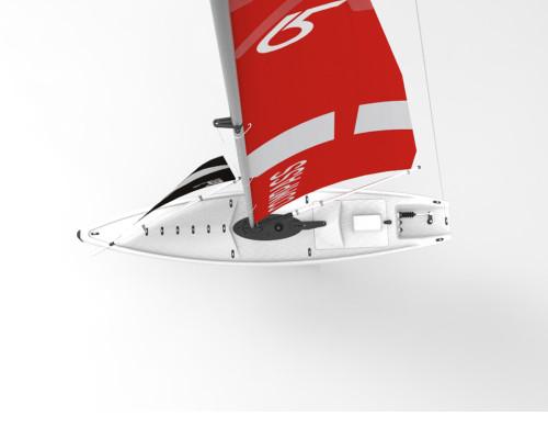 Volantex Compass RTR Sailing Boat