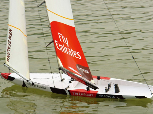 Thunder Tiger ETNZ 1m Racing RC Yacht (America's Cup)