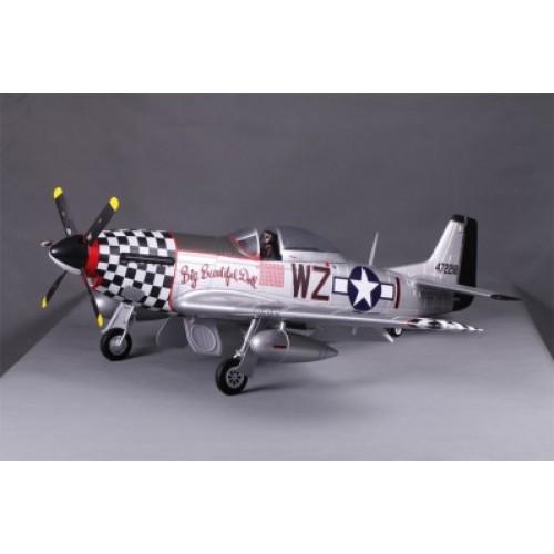 FMS P-51D V8 PNP 1400mm