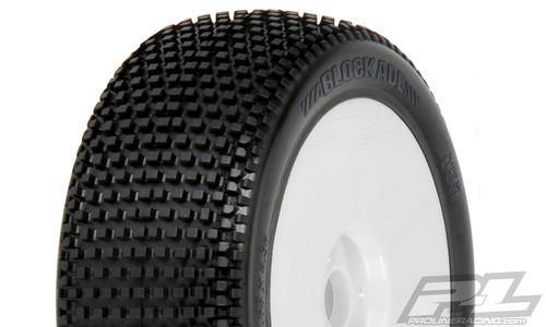 Blockade (Medium) Off-Road 1:8 Buggy Tyres Mounted