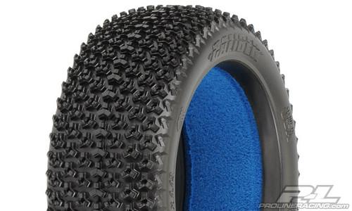 Caliber M2 (Medium) Off-Road 1:8 Buggy Tyre 2PCS