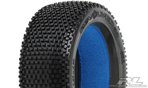 Revolver 2.0 M3 (Soft) Off-Road 1:8 Buggy Tyres 2PCS