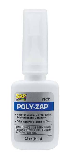 ZAP POLY-ZAP 14.2g (1/2oz)