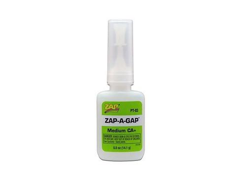 ZAP A GAP CA Green Medium Viscosity 14.2g (1/2oz)