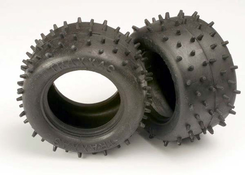 "Traxxas Low-Profile Spiked 2.2"" Tyres 2 PCS"