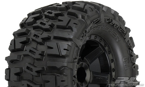 """Trencher 2.8"""" All Terrain Tyres Mounted (1170-12)"""
