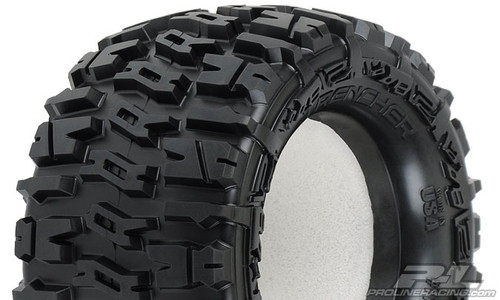 """Trencher 2.8"""" (Traxxas Style Bead) All Terrain Truck Tyre (1170-00)"""