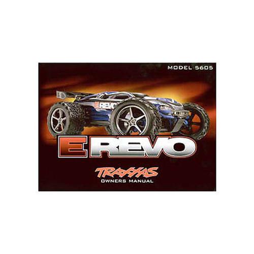 Traxxas Owners Manual E-Revo 5699