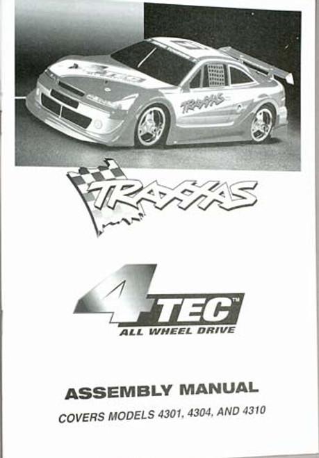 Traxxas 4Tec All Wheel Drive Manual 4399