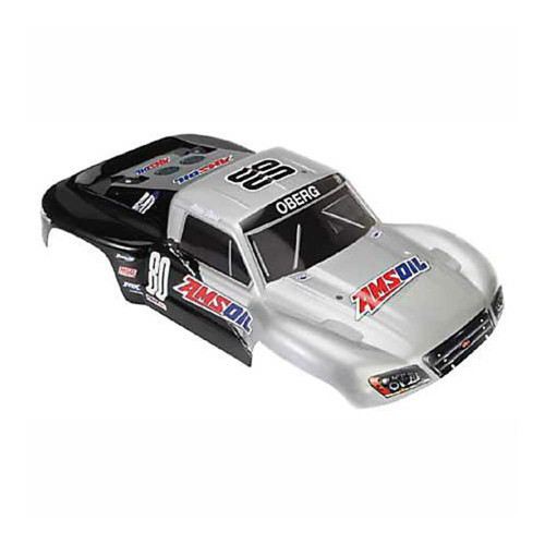 Traxxas 7017 Body, Scott Douglas AmsOil, 1:16 Slash VXL