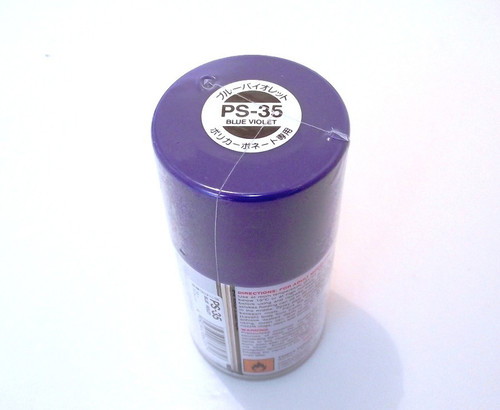 Tamiya Polycarbonate 100ml Spray - Blue Violet