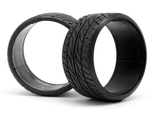 HPI 4431 LP32 T-Drift Tyre Dunlop Le ans LM703 (2pcs)