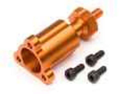 HPI 102829 Alloy Wheel Hub Right Orange