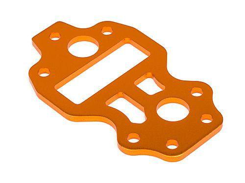 HPI 101217 Center Diff Plate Orange