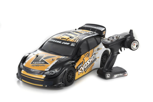 Kyosho 1/10 DRX VE RTR Brushless Rally Car