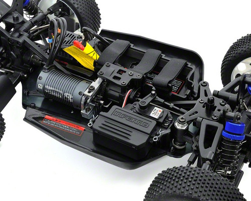 Kyosho Inferno VE ReadySet 4WD Electric Race Spec 1/8 Off Road Buggy w/Syncro 2.4GHz