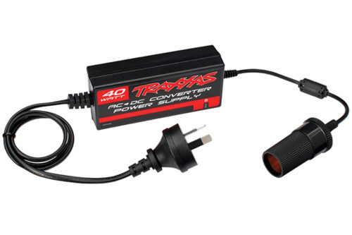Traxxas 2976A AC to DC Power Supply Adapter