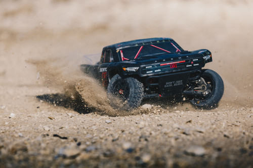 ARRMA SENTON 6S 4WD BLX SUPER DUTY SHORT COURSE TRUCK